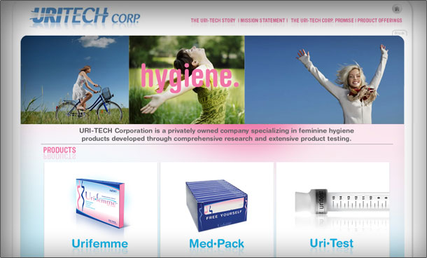 Uritech website gallery 1